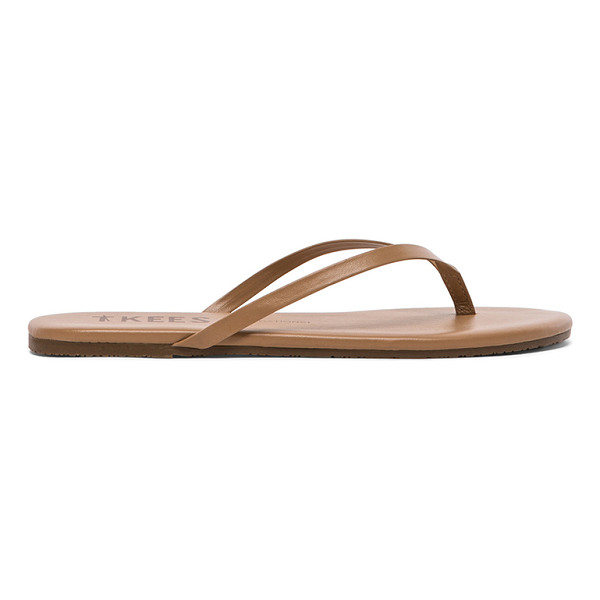 TKEES Sandal - Leather upper with man made sole. TKEE-WZ1. FOUNDATIONS....