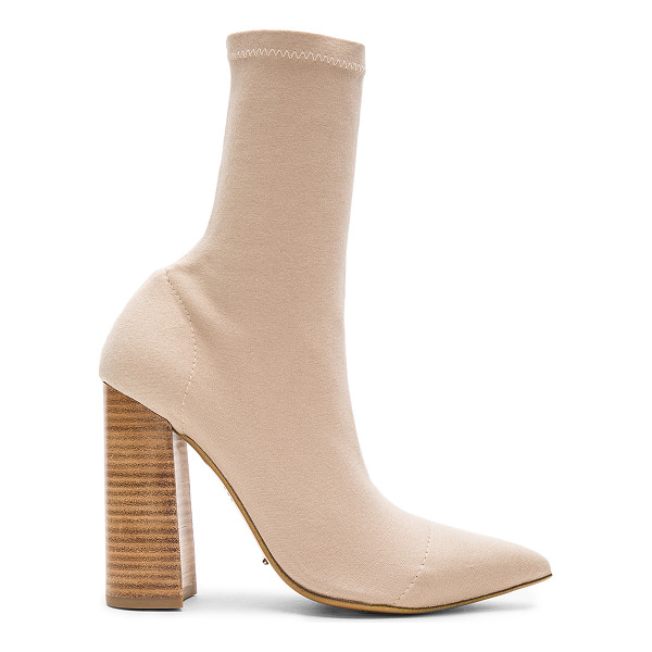 TONY BIANCO Diddy Bootie - Textile upper with man made sole. Pull on styling. Heel...