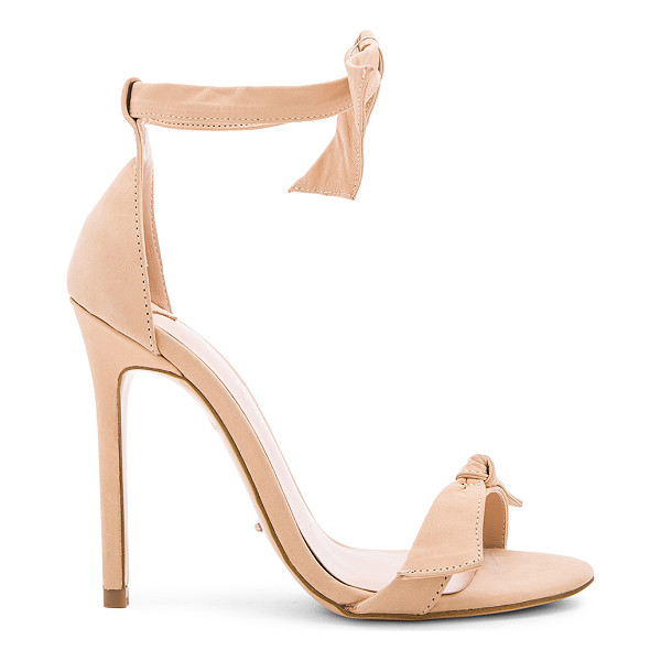 """TONY BIANCO Kiely Heel - """"Leather upper with man made sole. Ankle strap with tie..."""