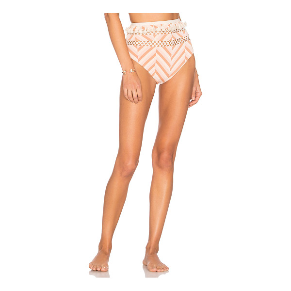 TULAROSA Elias Bottom - Taking a cue from the iconic 50's beach party days - the...