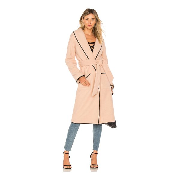 TULAROSA Nadia Coat - A topper we can?t wait to layer. Give in to the...