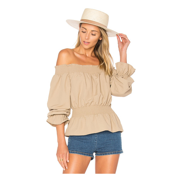 TULAROSA x REVOLVE Katie Blouse - Bare those shoulders this warm weather season in the Katie...