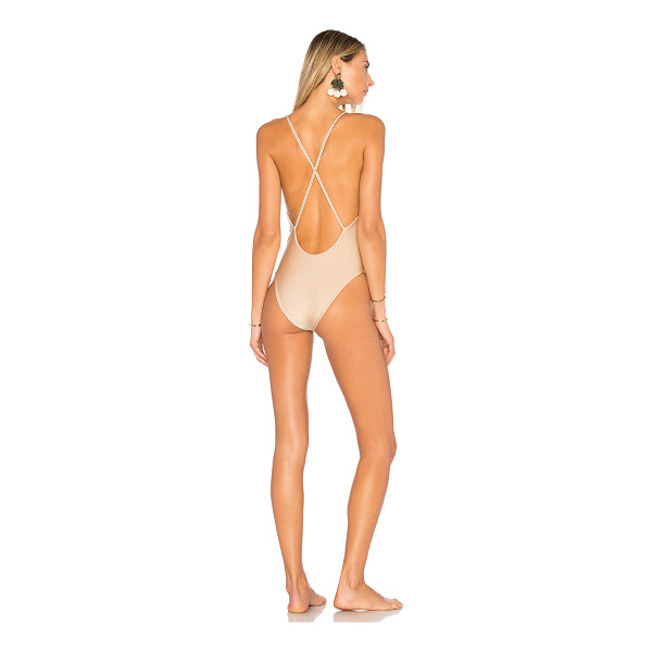 TULAROSA x REVOLVE Stellar One Piece - If you've got it, flaunt it. Sizzle hard this summer in the...