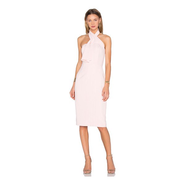 TY-LR The Cali Dress - Viscose blend. Dry clean only. Fully lined. Plastic bodice...