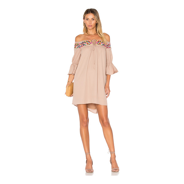 VAVA BY JOY HAN Britney Dress - Shell & Lining: 100% poly. Dry clean only. Fully lined....
