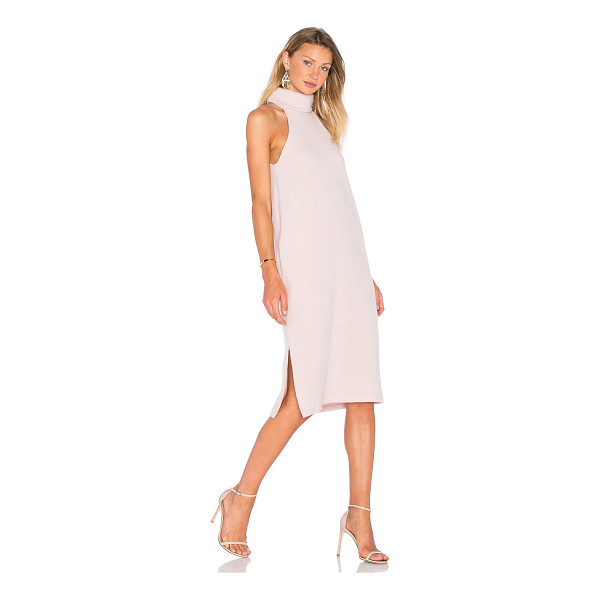"""VIVIAN CHAN Paley Dress - """"Wool blend. Dry clean only. Fully lined. Knit fabric. Side..."""