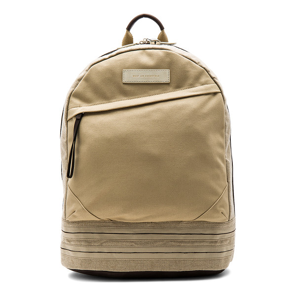 WANT LES ESSENTIELS Kastrup 15 - Canvas exterior and lining. Zip around closure. Adjustable...