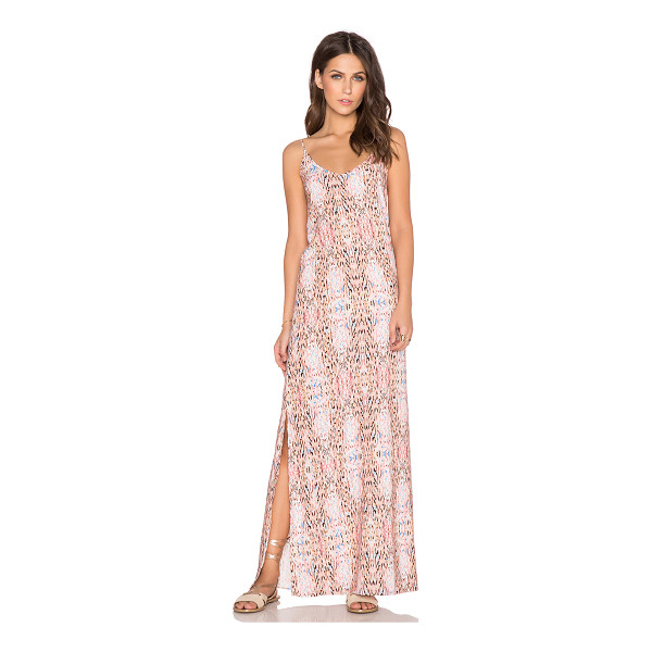 """WHITNEY EVE Sinai dress - Poly blend. Neckline to hem measures approx 54"""""""" in length...."""