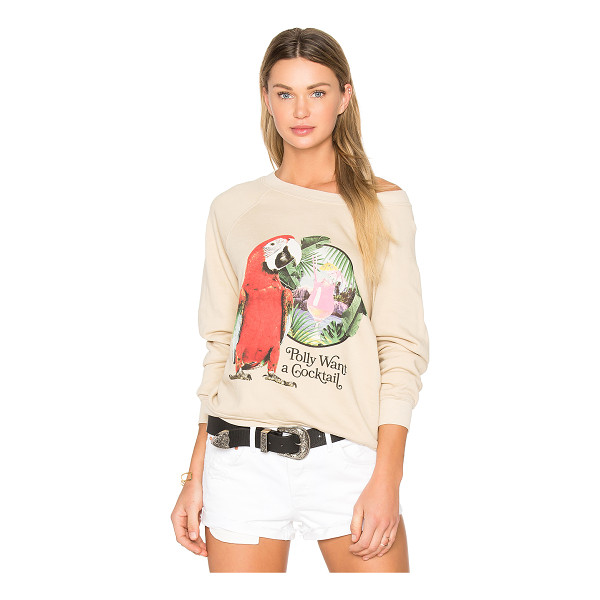 WILDFOX Hey Polly Top - Every hour is cocktail hour when you're on vacation. The...