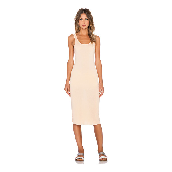 WILDFOX The body dress - 50% poly 50% rayon. Unlined. Embroidered logo. WILD-WD77....