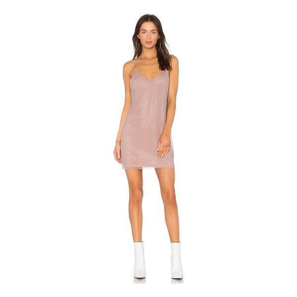 WYLDR Spirit Lights Mini Dress - Self: 100% nylonLining: 100% poly. Hand wash cold. Fully...