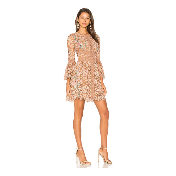 X BY NBD Kyle Dress - X by NBD nods to vintage influence with the ultra romantic...