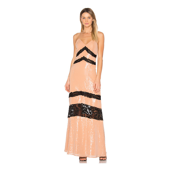 X BY NBD Miles Maxi - The Miles Maxi from X by NBD is all glam, all night long....