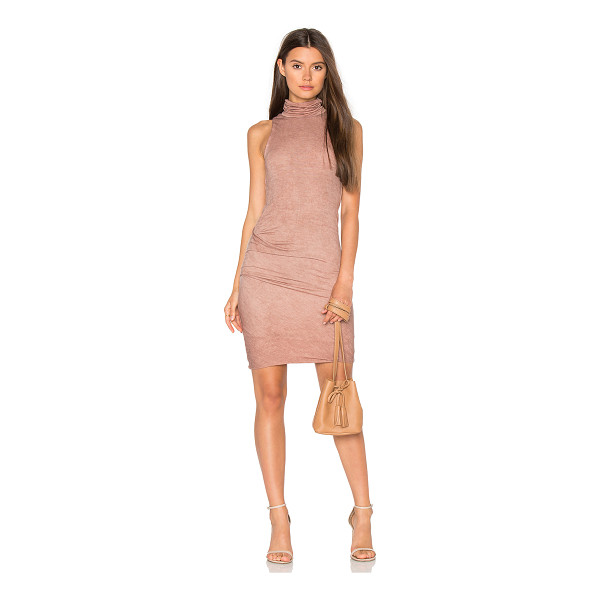YORK STREET The Bodycon Dress - 80% tencel 10% cashmere 10% silk. Dry clean only. Fully...