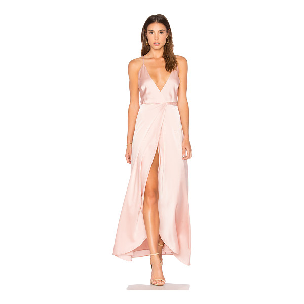 YUMI KIM Rush Hour Maxi Dress - Self: 97% poly 3% spandexLining: 100% poly. Dry clean only....
