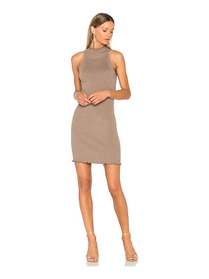525 AMERICA Mock Neck Sweater Dress