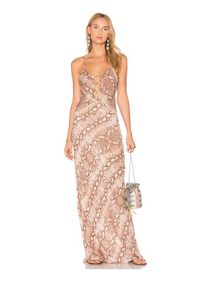Yumi Kim Swept Away Maxi Dress Nudevotion Com