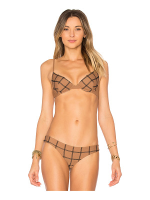 Acacia Swimwear Stitched Manhattan Top