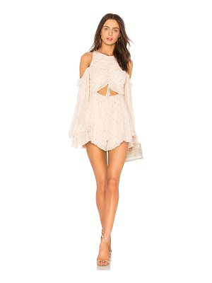 Alice McCall Did It Again Playsuit