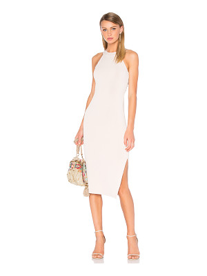 Alice + Olivia Lumi Cross Back Dress