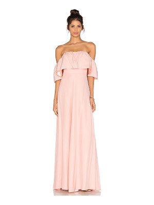 Amanda Uprichard Delilah Maxi Dress