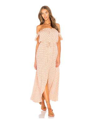 AUGUSTE Leila Button Down Day Dress
