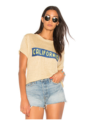 BANNER DAY California Plate Tee