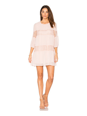 BCBGeneration Peasant Lace Dress