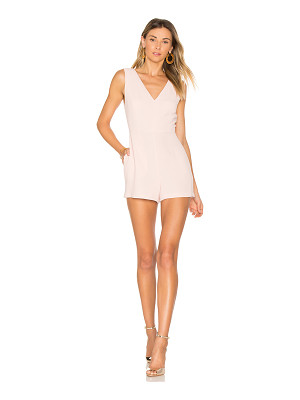 BCBGeneration Simple V Romper