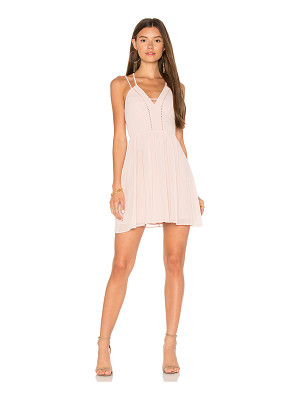 BCBGENERATION Strappy V Dress