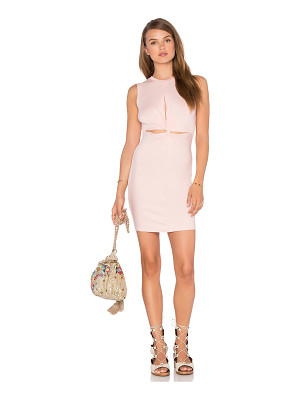 Benjamin Jay Jourdan Mini Dress