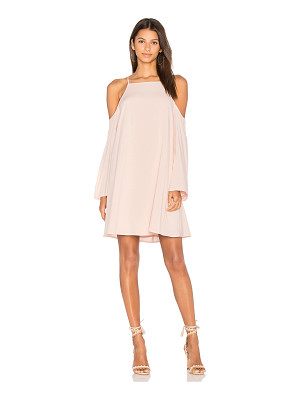 BLAQUE LABEL Exposed Shoulder Dress