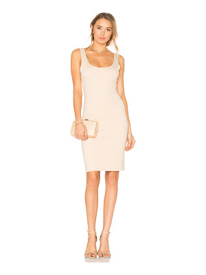 BLAQUE LABEL Scoop Neck Dress