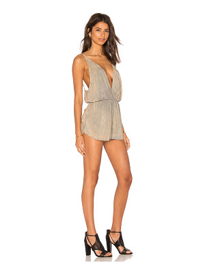 Blue Life Pool Party Romper