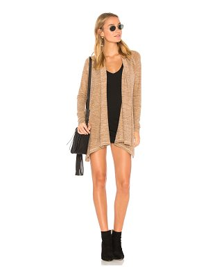 Bobi Heavy Knit Cardigan