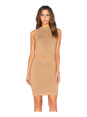 Callahan Cut Out Midi Dress