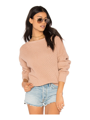 Callahan fisher off the shoulder sweater