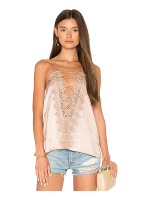 CAMI NYC The Charlie Charmeuse Cami