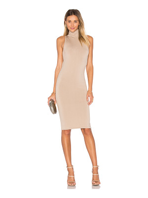 CENTRAL PARK WEST Sleeveless Midi Dress