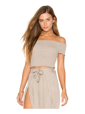 Cleobella Faine Crop Top