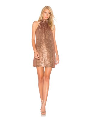 C/MEO Illuminated Mini Dress