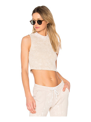 COTTON CITIZEN The Monaco Crop Tank