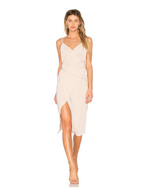 Donna Mizani Leona Hi Low Dress