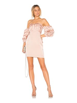 Endless Rose Satin Dress