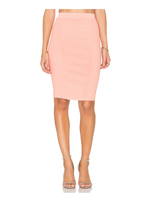 Endless Rose Knit Midi Skirt