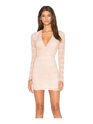 ENDLESS ROSE Miamell Woven Dress