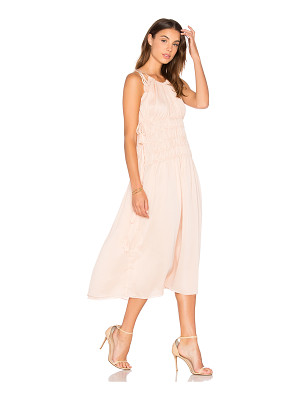 ENDLESS ROSE Strappy Maxi Dress