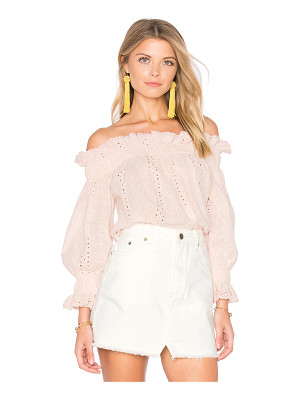 ENDLESS ROSE X Revolve Off The Shoulder Top
