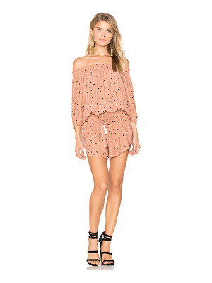 FAITHFULL THE BRAND Cosmo Playsuit