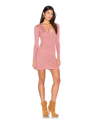 FOR LOVE & LEMONS Knitz Delancey Dress